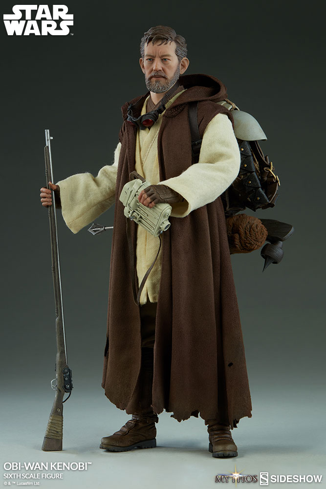 Sideshow Collectibles Obi-Wan Kenobi Mythos