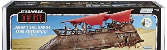 HASBRO – Les images officielles de la Barge de Jabba