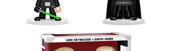 Funko Vynl – Star Wars Darth Vader VS Luke Skywalker