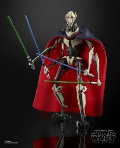 Hasbro Grievous The Black Serie