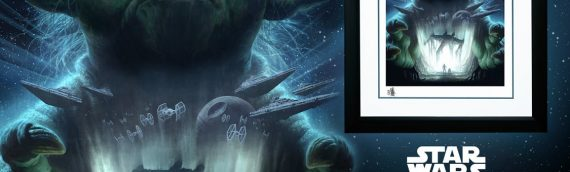 "Sideshow Collectibles – Art Print ""Luminous Beings Are We"""