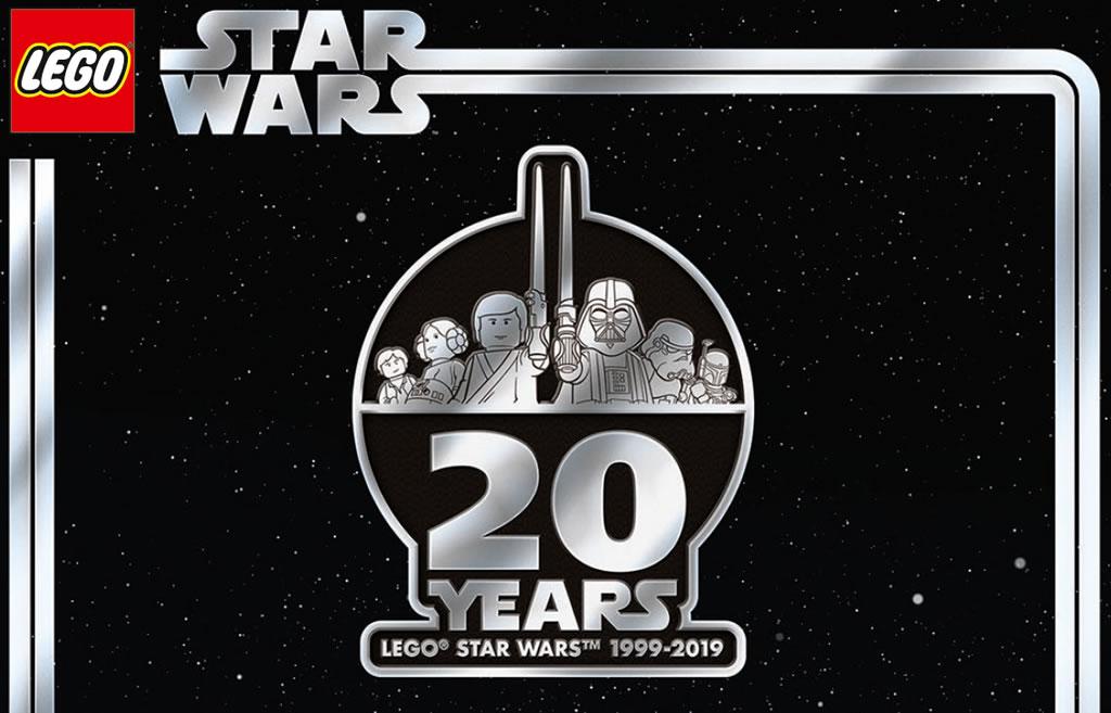 LEGO Star Wars 20 ans