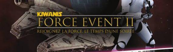 KIWANIS Force Event II – Rendez-vous au Baux-de-Provence