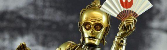 Bandai: SW Movie Realization Honyaku Karakuri C-3PO en images!