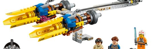 LEGO – La gamme Star Wars 20th Anniversary se dévoile