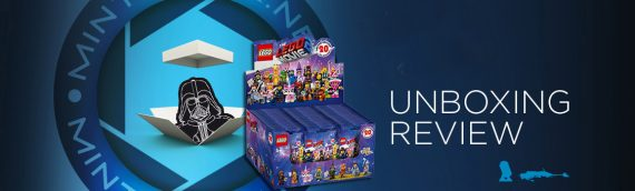 [Mintinbox opens the Box] Les Mini-Figurines de The LEGO Movie 2