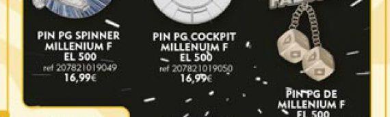 Disneyland Paris Pins Trading – Le plein de Star Wars en janvier