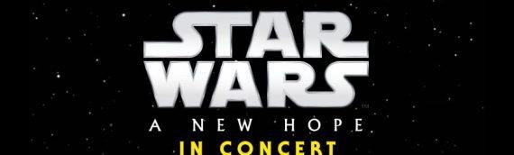 Star Wars: Un Nouvel Espoir en Concert débarque à Montréal!