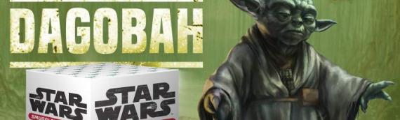 FUNKO – Smuggler's Bounty Box de février spéciale DAGOBAH
