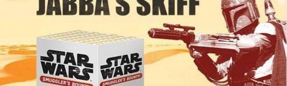 FUNKO – Smuggler Bounty Box Jabba's Skiff en vidéo