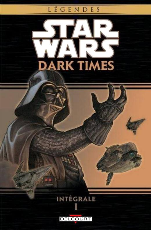 Delcourt Star Wars Dark Times