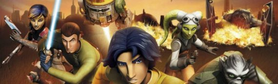 DELCOURT – Star Wars Rebels Tome 10