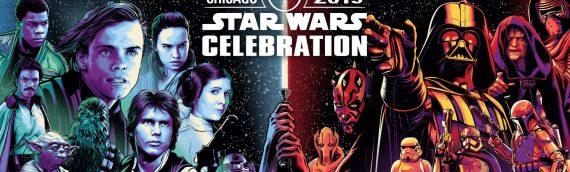 Star Wars Celebration Chicago s'offre une superbe banner