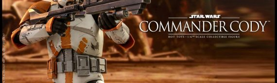 Hot Toys – Commander Cody Sixth Scale Figure