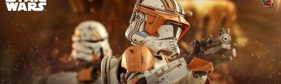 Hot Toys – Commander Cody Sixth Scale Figure disponible en précommande