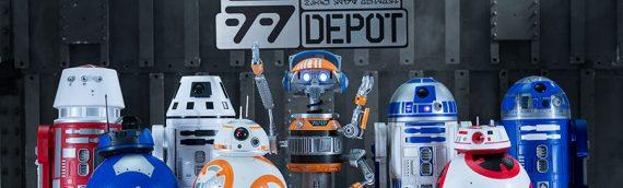 Star Wars Galaxy Edge – Le plein de nouveaux produits dérivés !