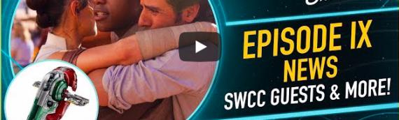 The Star Wars Show – Fin de tournage de l'Episode IX , nouveau invité à Celebration et bien d'autres