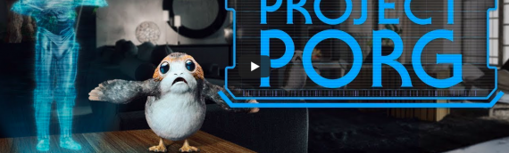 Star Wars: Project Porg est disponible sur Magic Leap One