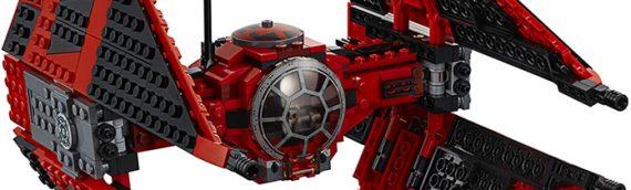LEGO – Les nouveautés Star Wars du NYTF 2019