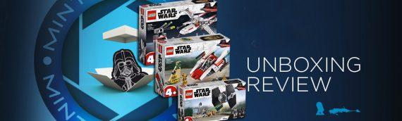 [Mintinbox opens the Box] LEGO Star Wars – La nouvelle gamme 4 ans et +