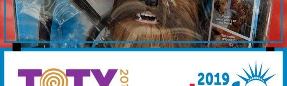 TOY FAIR 2019 – Un jouet Star Wars dans les jouets de l'année 2019