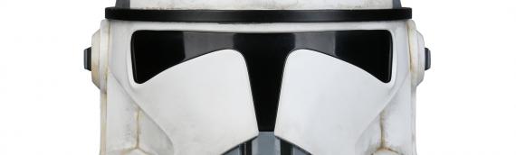ANOVOS – Le Casque de Clone Trooper Phase 2 disponible en précommande