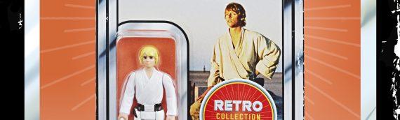 HASBRO – Retro Star Wars Kenner 3.75