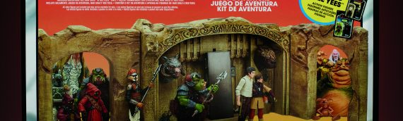 HASBRO – Jabba's palace adventure playlet