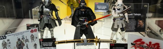 Tamashii Nations – Star Wars Movie Realization & Model Kits au Toy Fair 2019
