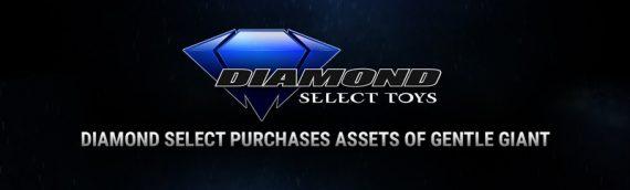 Annonce Pre-NYTF : Diamond Select annonce le rachat de Gentle Giant
