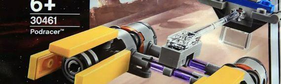 LEGO – Des nouveaux polybags pour fêter les 20 ans de LEGO Star Wars