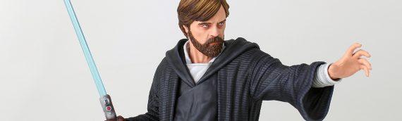 Gentle Giant : Luke Skywalker The Last Jedi Mini-Buste