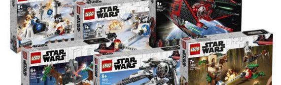 LEGO – Tous les sets Star Wars 2019 en détails
