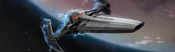 X-Wing Miniature 2.0 – Sith Infiltrator Expansion Pack