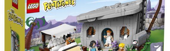 LEGO Idea – 21316 Les Pierrafeu (The Flintstones)