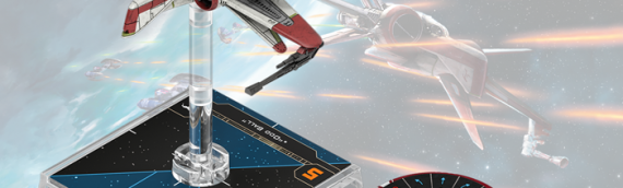 Star Wars X-Wing Miniatures Game – l'ARC-170 rejoint la bataille !