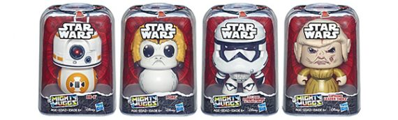 4 nouveaux MIGHTY MUGGS