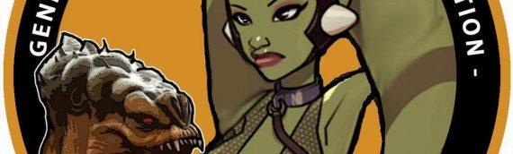 Générations Star Wars & Sci-Fi : Un patch pour Oola