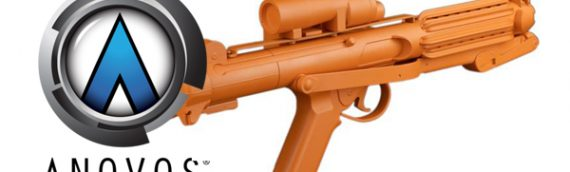 ANOVOS, le nouveau kit du blaster E-11