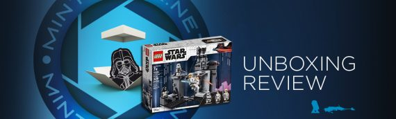 [Mintinbox opens the Box] LEGO Star Wars 75229 Death Star Escape