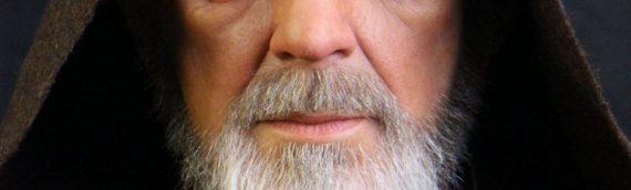 CUSTOM : Obi-Wan Kenobi Life Size Buste de Richard Martin