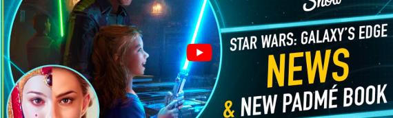 The Star Wars Show – L'auteur de Queen Shadow  E.K. Johnston et Star Wars: Galaxy's Edge