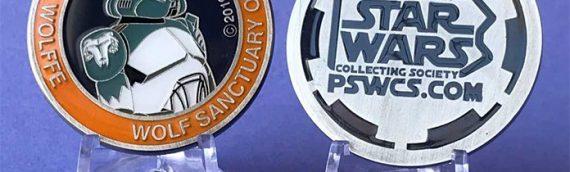 PSWCS un nouveau médaillon à collectionner