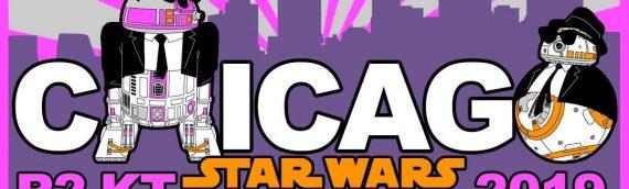 R2-KT est en route pour Star Wars Celebration avec un nouveau patch