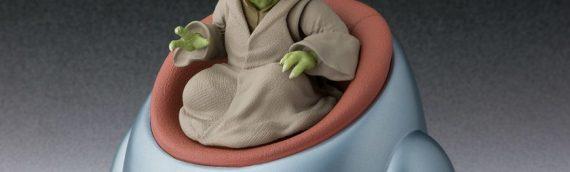 S.H Figuarts – Yoda version ROTS se dévoile