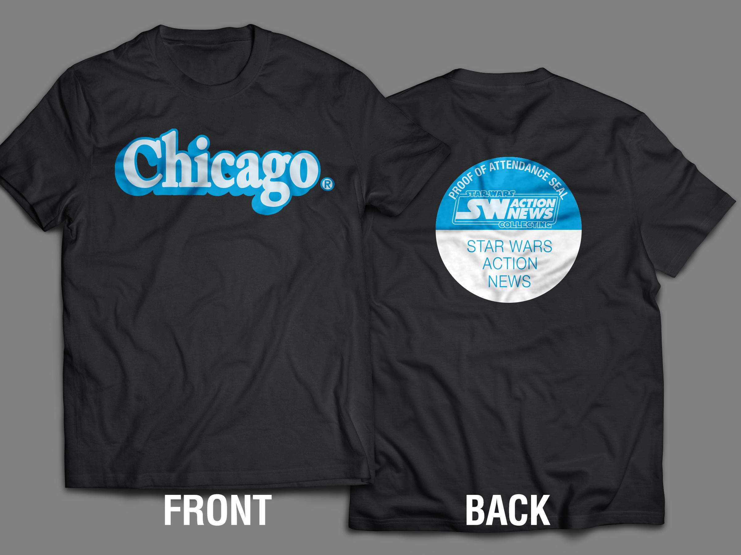 Celebration Chicago Exclusive Shirt
