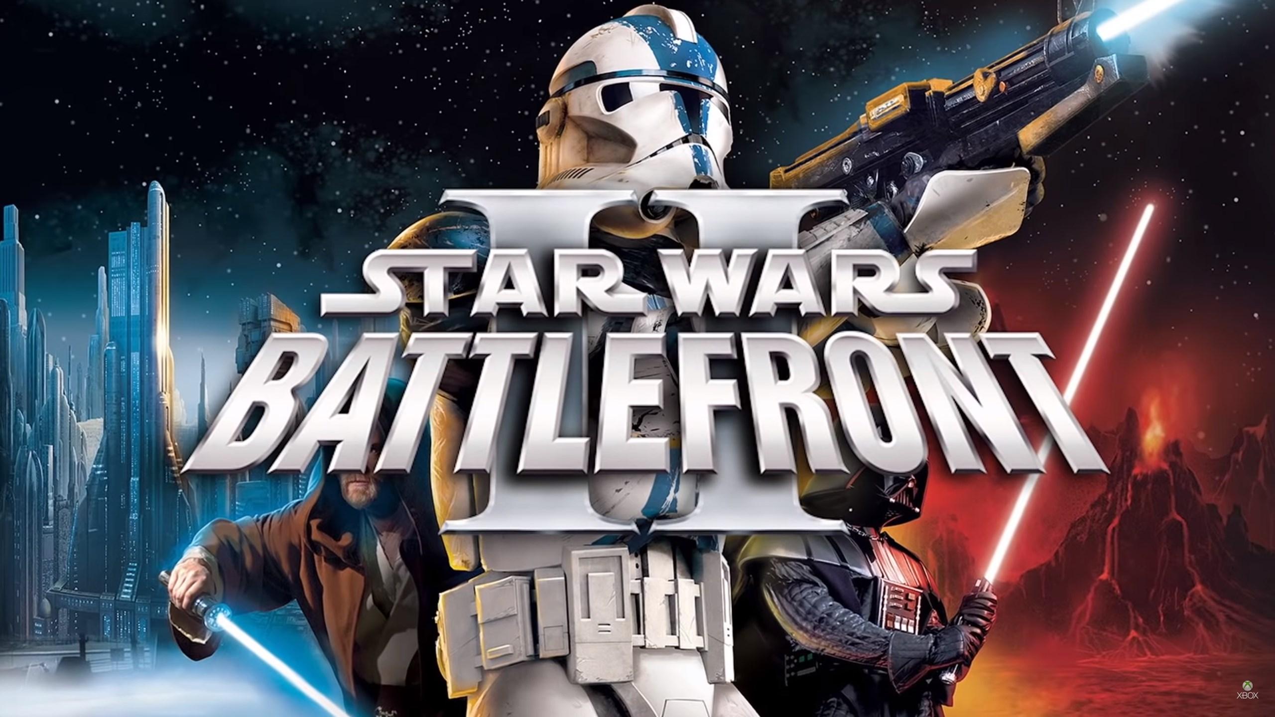 Battlefront 2 rétrocompatible xbox one – Mintinbox