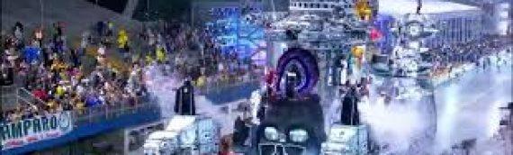 Star Wars s'invite au Carnaval de Rio