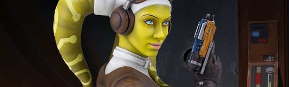 Gentle Giant – Hera Syndulla Mini Bust Celebration Exclusive