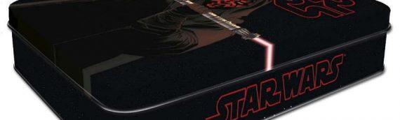 PANINI – Coffret métal Star Wars Dark Maul & Chewbacca